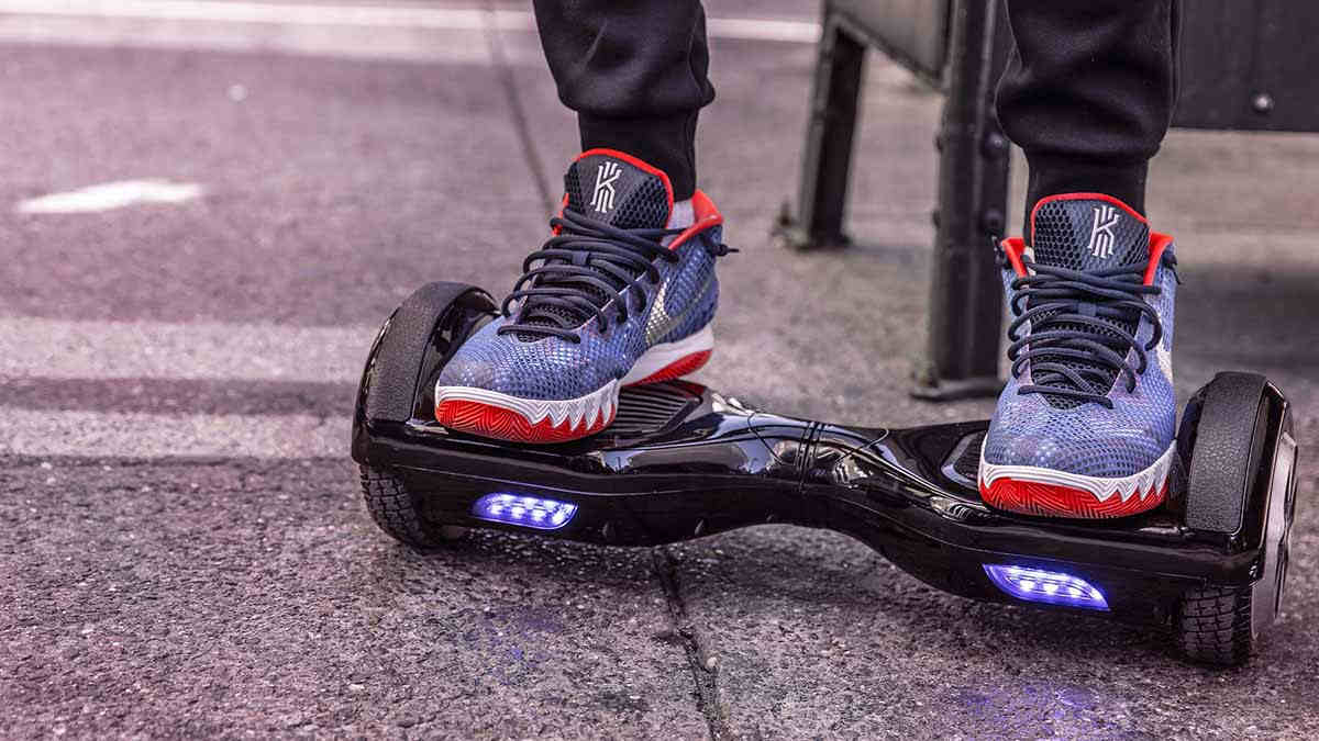 What is a hoverboard and how does it work?